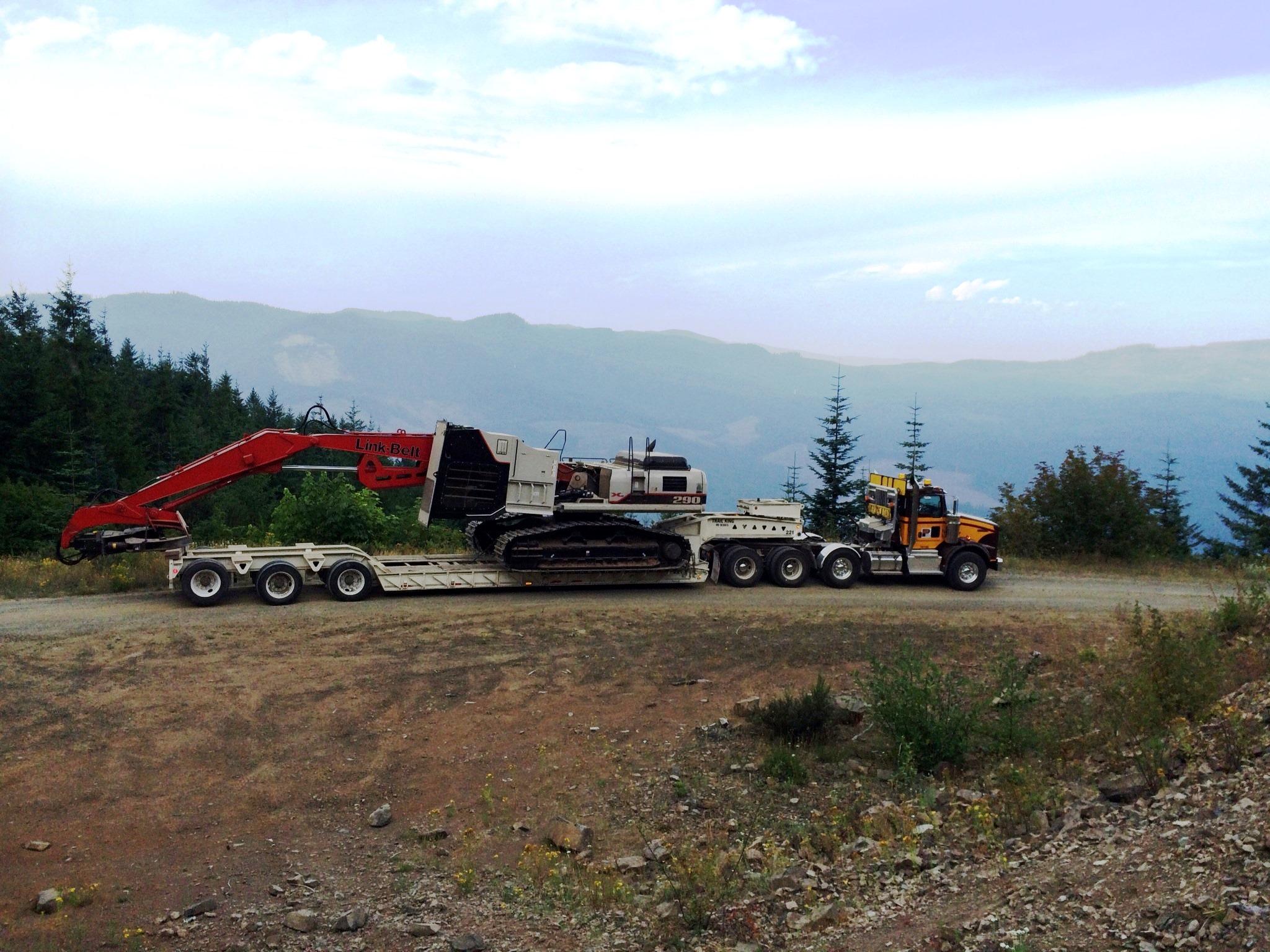 Logging-Excavator-11